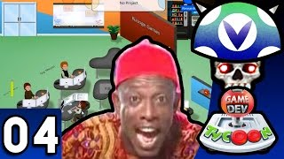 [Vinesauce] Joel - Game Dev Tycoon ( Part 4 )