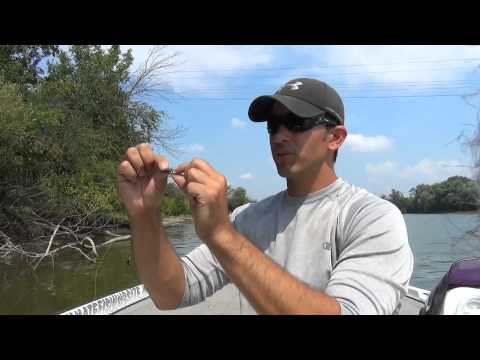 How to Set Up a Slip Sinker Rig