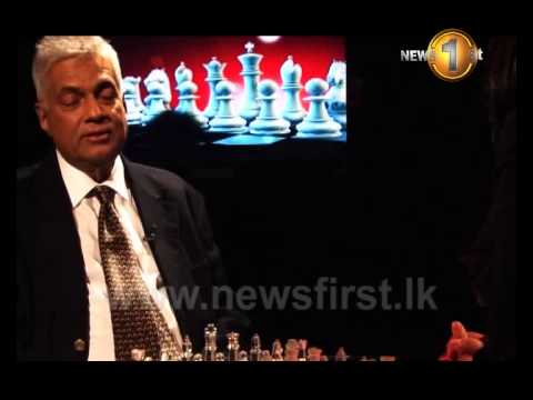 Ranil Wickremesinghe in Exclusive Interview on Face to Face Trailer 2 Newsfirst