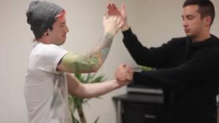 twenty one pilots handshake slow down 25fps tutorial