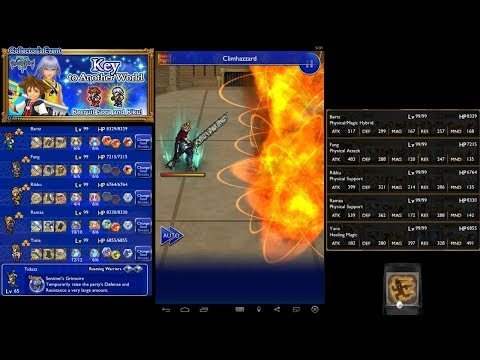 Final Fantasy Record Keeper - Key to Another World - Full Stream (Apocalypse++ Cloud)