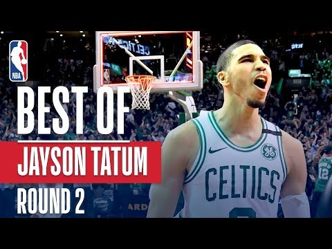 Jayson Tatum's Best Plays | 2018 NBA Playoffs | Eastern Conference Semifinals