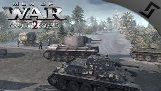 desperate kv 2 defense men of war assault squad 2 origins dlc ussr campaign 4