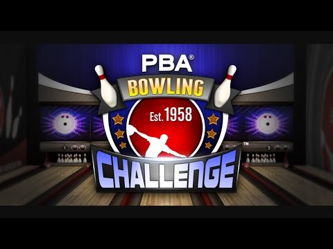 How To Get Gold Pins In PBA BOWLING CHALLENGE