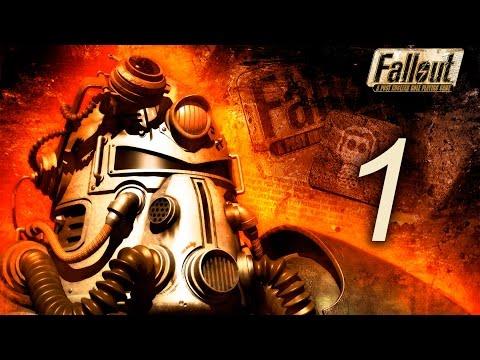Fallout 1 - Часть 1 (Убежище 13)