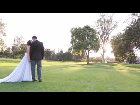 Fresno CA Wedding Videographer- Sunnyside Country Club- Megan & Stephen Velo Ceremony