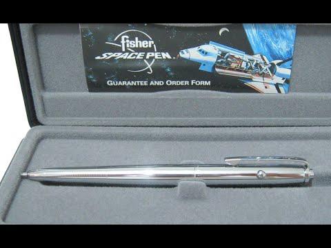Fisher Space Pen In 4k UHD