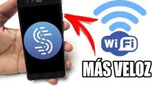 Video COMO ACELERAR Y AUMENTAR LA SEÑAL WIFI EN MI CELULAR 2018 download MP3, 3GP, MP4, WEBM, AVI, FLV Oktober 2018