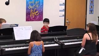 AIdan's Music Class Recital Thumbnail