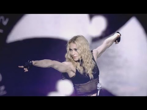 Madonna - Vogue [Sticky & Sweet Tour] HD