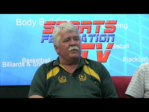 Sports Federation TV Interviews: WC Racing Pigeons