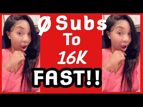 DO THIS TO GROW YOUR CHANNEL FAST!!! PROVEN TIPS || HOW TO GROW ON YOUTUBE