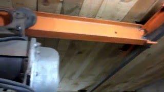 Кран-балка для гаража(, 2016-02-20T12:20:04.000Z)