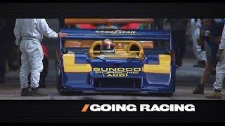 1500+ Hp Porsche 917/30 -- /Going Racing With Adam Carolla