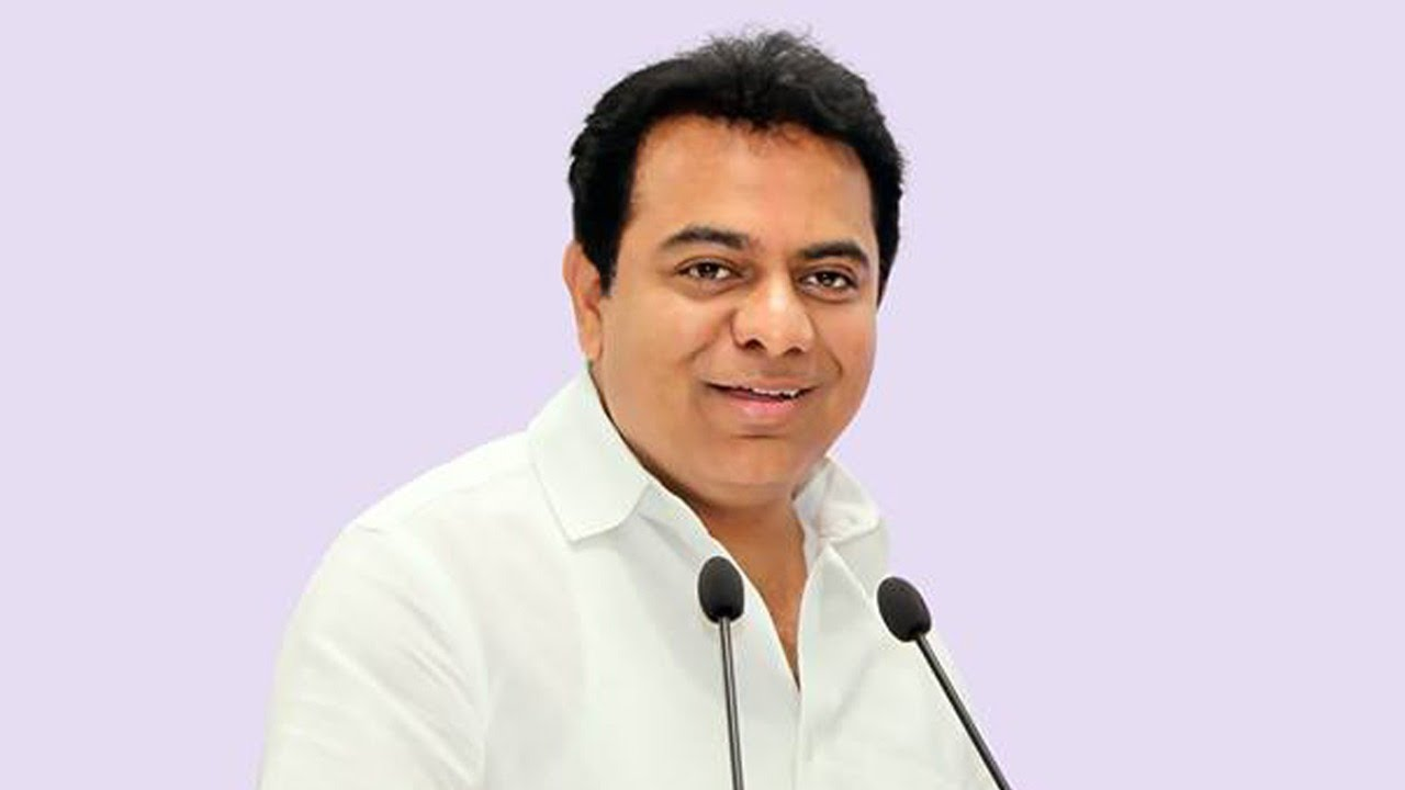Minister Sri KTR Participating in Inauguration of RDO Office at Huzur Nagar || Ace Media