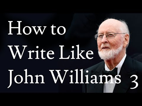 How to Write Like John Williams - EP3: HP (Quidditch)