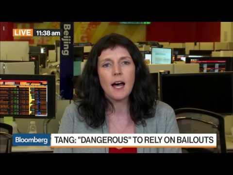 WMPy China's $9 Trillion Moral Hazard