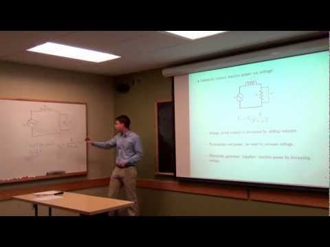 Lecture 10: EPS 3, Generators, Three-phase Power