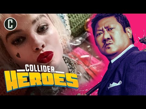 Birds of Prey Teaser Teases First Looks at Characters and Costumes; Benedict Wong Interview - Heroes