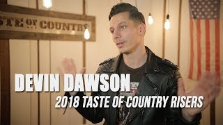 Devin Dawson's Country Music Story Begins With Heartbreak