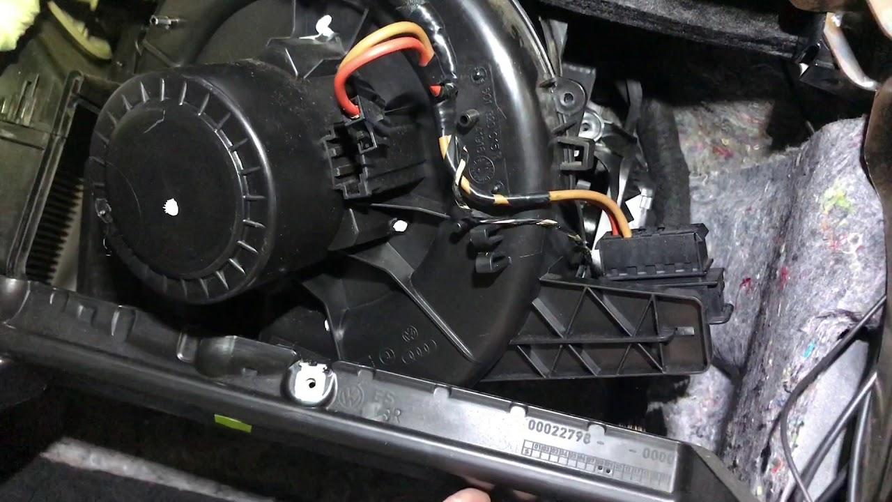 VW Bora//Lupo//NEW BEETLE//POLO MK3 Riscaldamento Resistore
