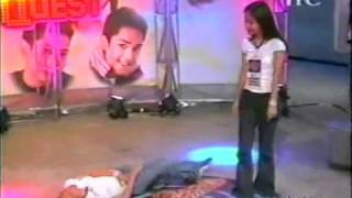 SCQ: KC and Bebs Acting Audition