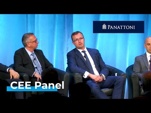 CEE Panel at the MIT Global Real Estate Forum, May 21, 2018