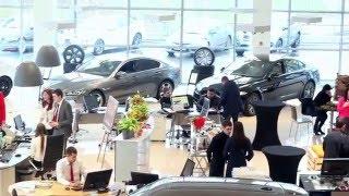 Презентация Нового Range Rover Evoque в РОЛЬФ Ясенево 20 ноября 2015 г.