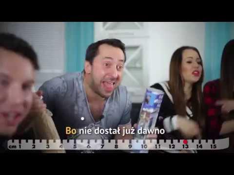 Marcin Miller i Top Girls challenge i wspólne wykonanie - '15 cm Konrada' odc.2
