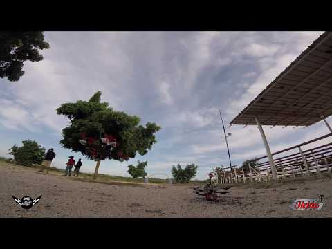 Drone Racing Curacao - FlyWithMe practice