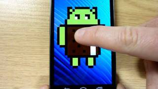 Android Ice Cream Sandwich Nyandroid hidden easter egg