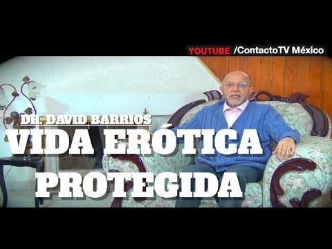 """40 Grados: Dr. David Barrios, Sex�logo """"Vida Er�tica Protegida"""""""