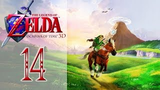 The Legend of Zelda : Ocarina of Time 3D - Le Temple De La Forêt (Partie 14)