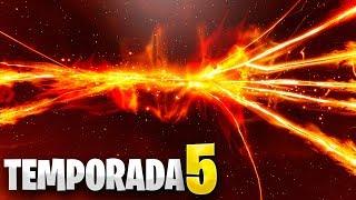 EL CIELO DE FORTNITE SE ROMPE **TEMPORADA 5** - TheGrefg