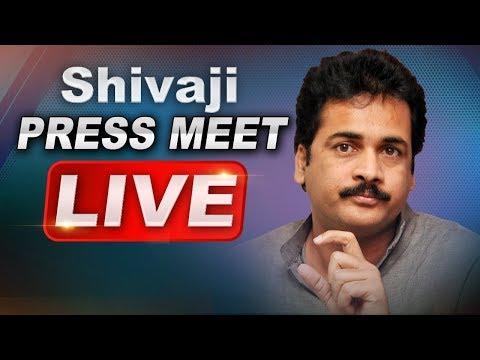 Actor Sivaji | Press Meet From Vijayawada | ABN Telugu