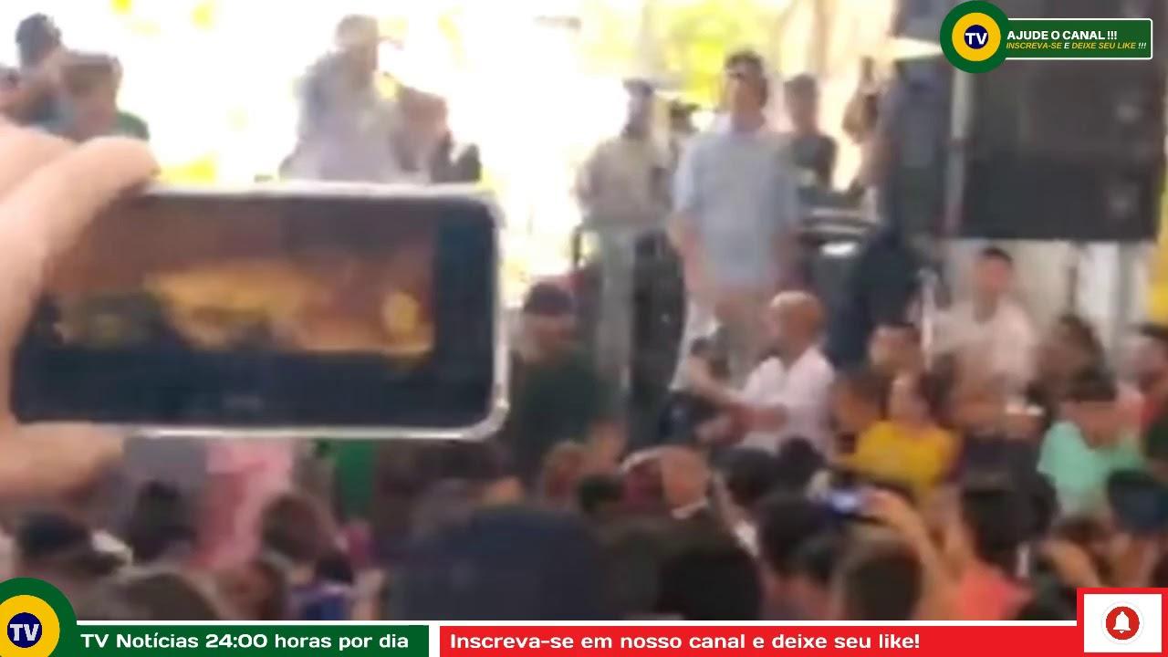 🔴 Ciro Gomes em evento da UNE diz: 'Lula tá preso, babaca',