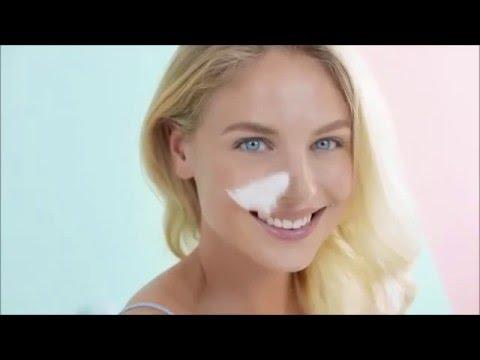 Marijke shows her soft skin fo...