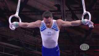 2019 Artistic Worlds, Stuttgart (GER) - Eleftherios PETROUNIAS (GRE), Qualifications Rings