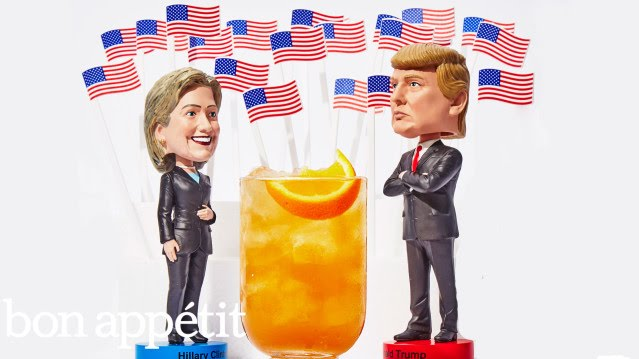 The Cocktail You Need to Get Through the Election | Bon Appetit