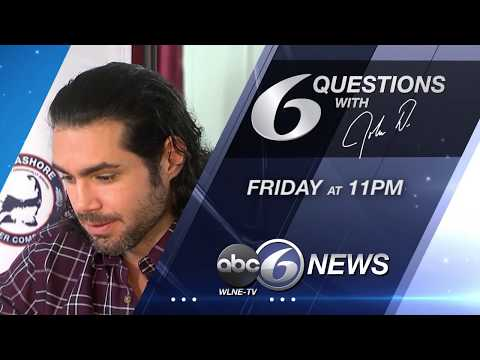 ABC6 : 6 Questions with Tommy DeNucci