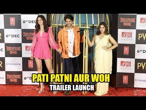pati-patni-aur-woh-trailer-launch-|-kartik-aaryan,-bhumi-pednekar,-ananya-pandey-|-complete-video