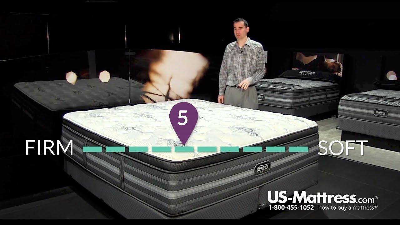 simmons beautyrest black sonya luxury firm pillow top mattress expert review