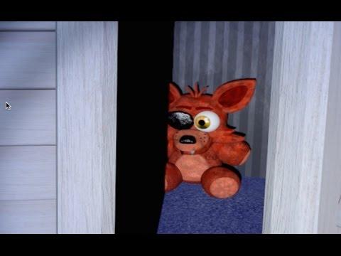 toy foxy fnaf 4 night 3 4 youtube