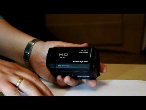 видеокамера сони hdr-cx360e цена