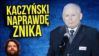 """Kaczyński Naprawdę """"ZNIKA"""" - Będzie Żałoba w Sejmie? - Komentator"""