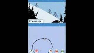 Line Rider 2:Unbound DS footage