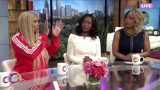 Laurieann Gibson on Sister Circle Live