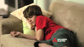 Mitsubishi Electric Air Conditioning TV Commercial   Summer 2011