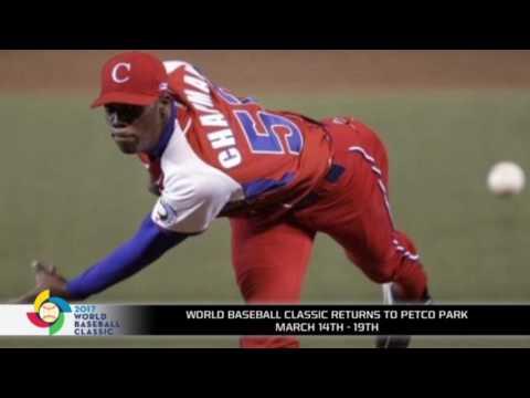 World Baseball Classic comes to Petco Park