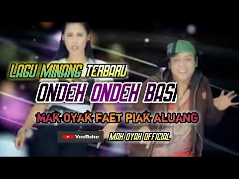 Mak Oyak_PiAk Aluang.ondeh Ondeh Basi.di Album RNB Lawak Pokemon Sirina( Official Music Video)